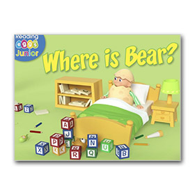 Where is Bear? Bedtime Story