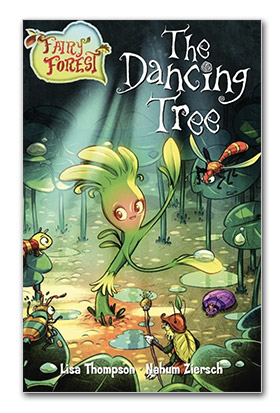 The Dancing Tree Bedtime Story