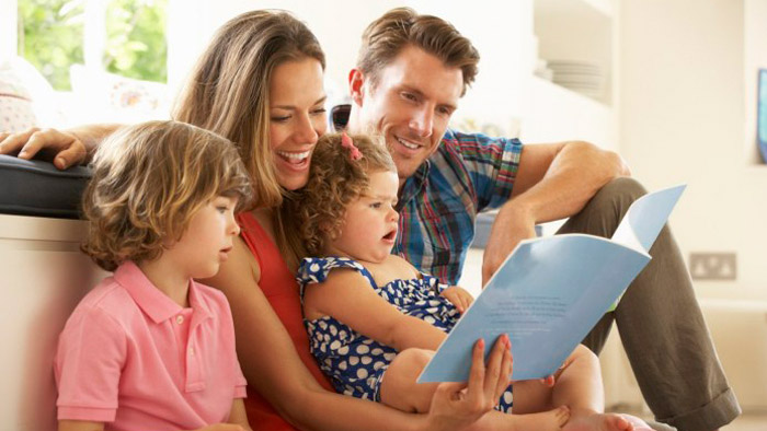 family reading ideas