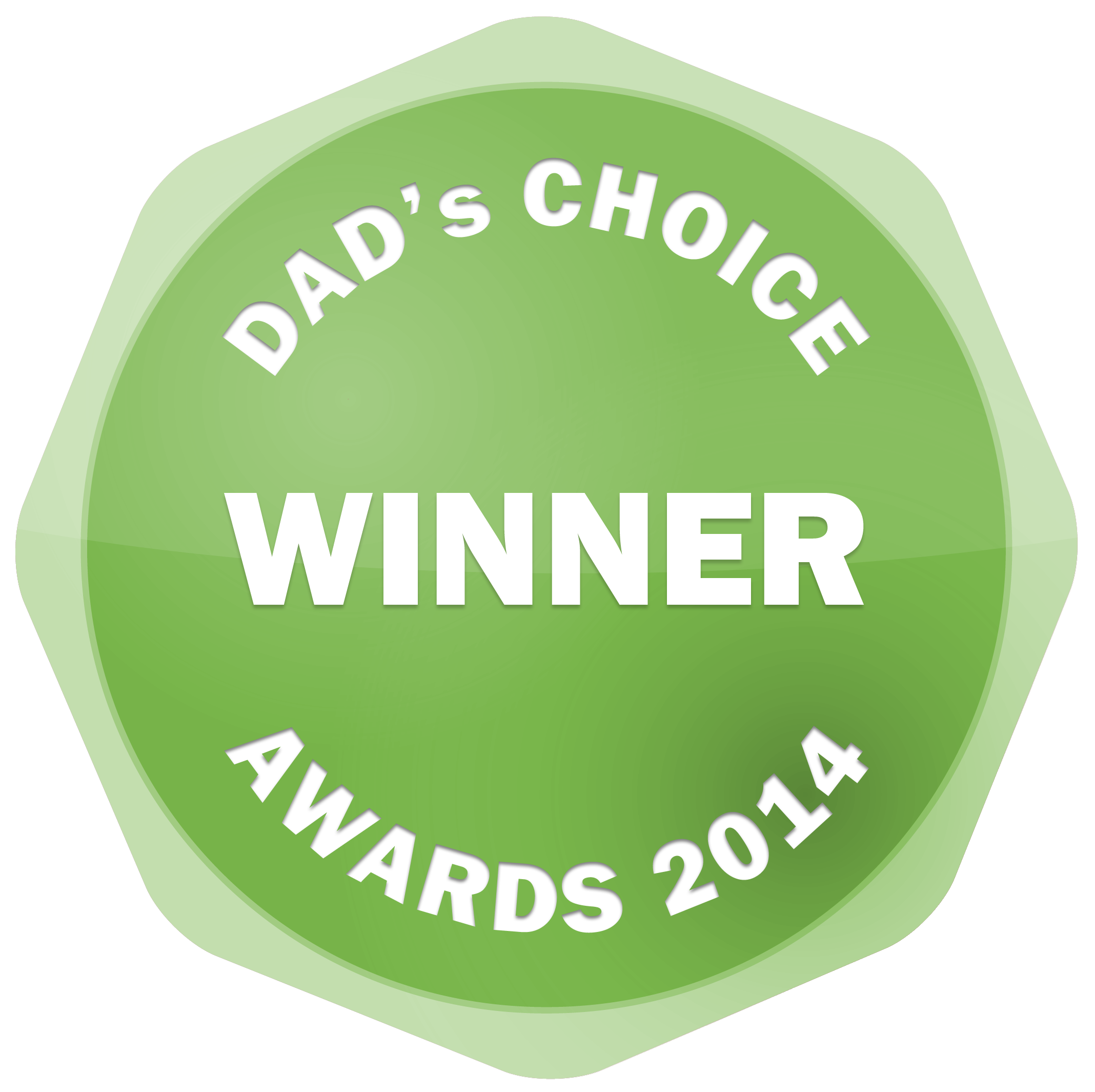 Dad's Choice Awards 2014 Winner