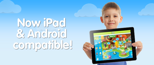 learn to read on ipad and android