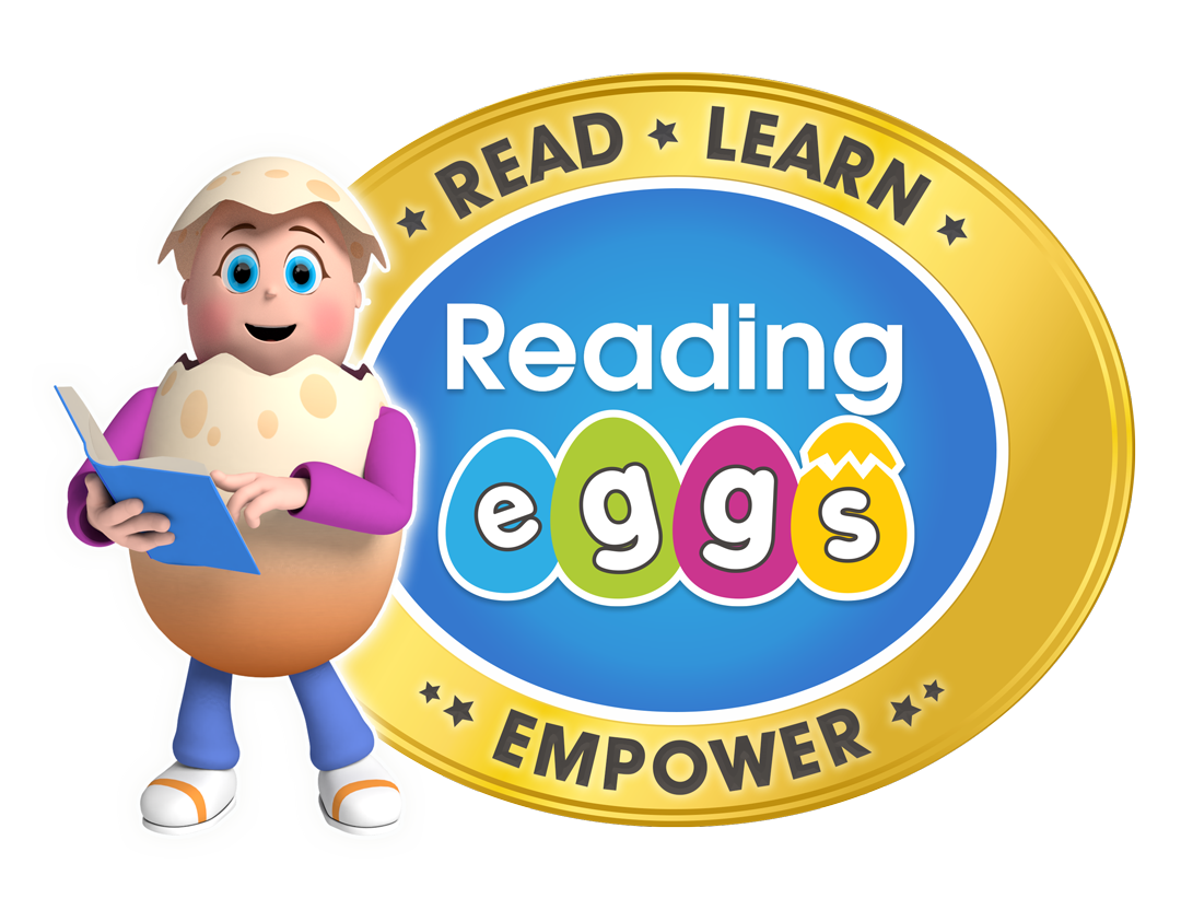 Reading Eggs Read, Learn, Empower
